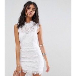 Free People Lace Daydreamer Bodycon Dress